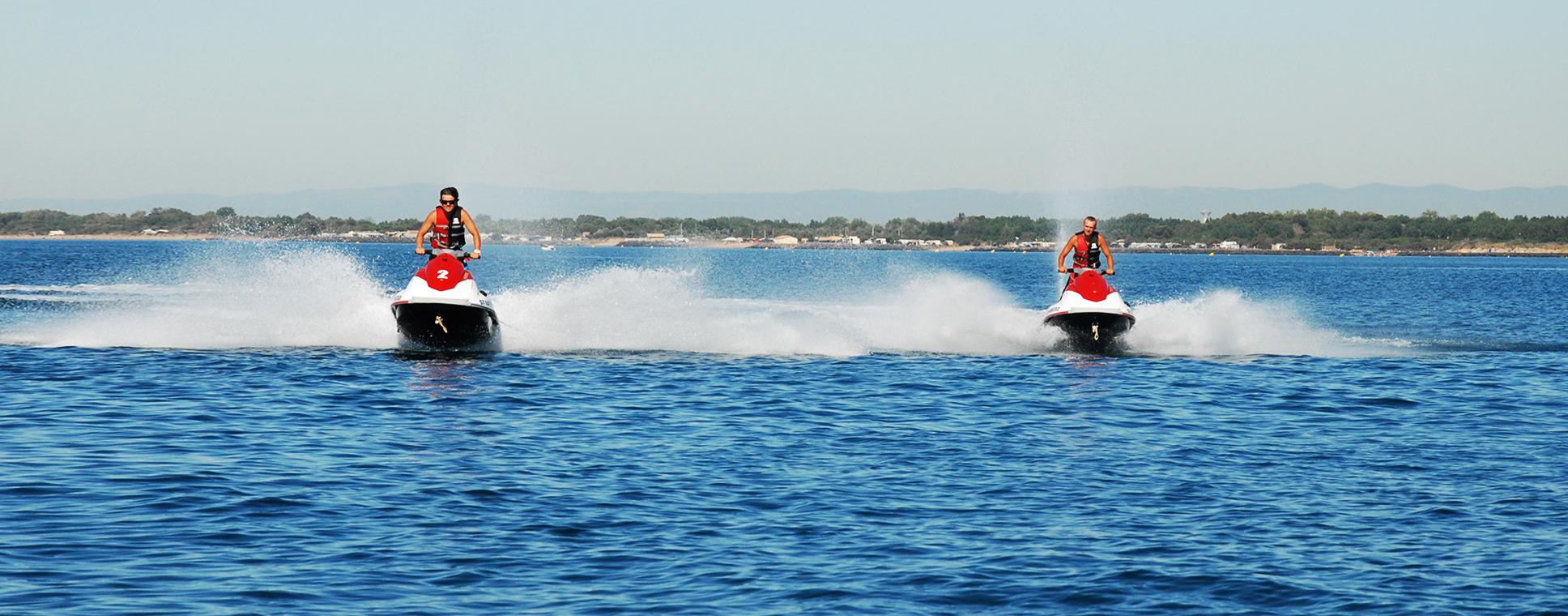 Playa water sports